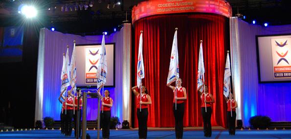 The Recognized World Governing Body Of Cheerleading 2018 Splash