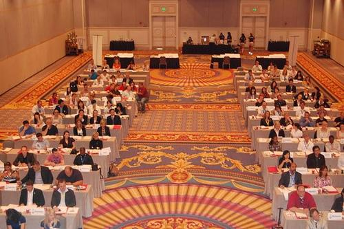 Overview Photo of the ICU General Assembly